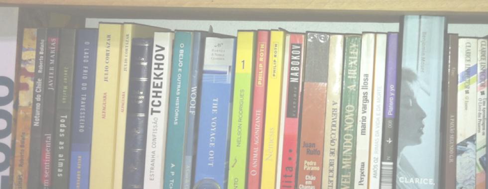 Contos, leituras, dicas, literatura, enfim.